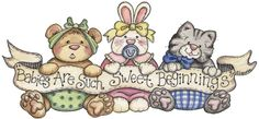 Laurie Furnell - babies are such sweet beginnings