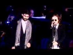 Andrea Bocelli & Zucchero - Miserere, one of my favorites... I still get chills when I hear it