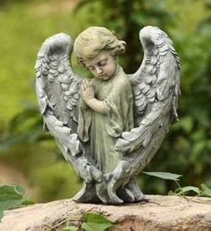 Baby Angel with Wings