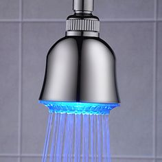 3 chuveiro polegadas com luz abs mudança de cor levaram – BRL R$ 65,29