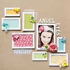 Angel Eyes layout by Stacy Cohen for SCTMagazine