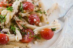 Salade de pâtes facile #recettesduqc #salade