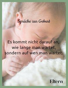 Du bist auf der Suche nach einem Spruch zur Geburt Deines Babys? Bei uns findest Du eine große Auswahl an schönen Sprüchen, da ist sicher auch für Dich der passende dabei.