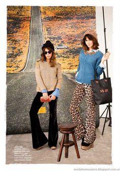 47 Street invierno 2013 pantalones oxford