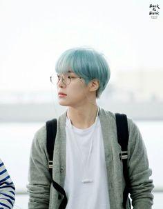 Minhyuk. That hair tho
