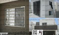 Regio Protectores: Protectores para ventanas y puertas ubicadas en el...