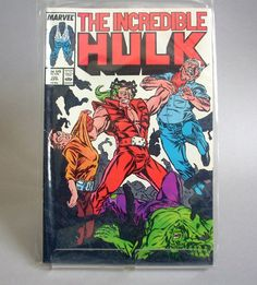 514 best old marvel comics images on pinterest marvel comics vintage comic book the incredible hulk vol 1 issue 330 head games an old fandeluxe Choice Image