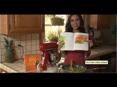 My Sweet Potato Sheperd's Pie Recipe Demo! « Kimberly Snyder