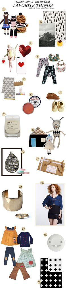 Check out this amazing giveaway Darling Clementine is part of at @bleubirdvintage !!!!