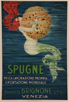 vintagemarlene:  vintage italian poster (www.oldarts.info)