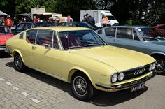 1971 Audi 1000 Coupe S
