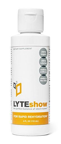 LyteShow - Electrolyte Concentrate for Rapid Rehydration ...