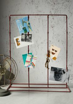 Instant Installation Photo Stand, ModCloth
