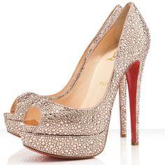 Louboutin- Wedding shoes