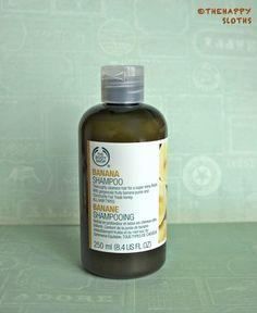 The Body Shop Banana Shampoo: Review