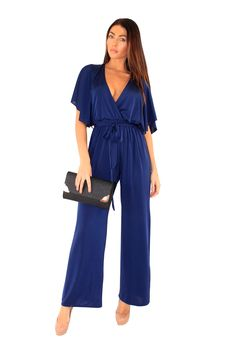 Spring/summer party goals are all about the satin-style jumpsuit. Shop online.