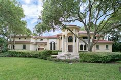 Waterfront Mansion in Ponte Vedra Beach for sale