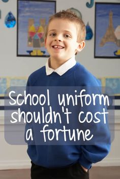 Affording school uniforms can be very difficult for too many parents in Britain. So what can you do if your child's school has an expensive uniform policy? http://debtcamel.co.uk/school-uniforms-and-other-school-costs/