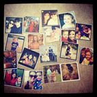 Make magnets from your Instagram pics!!