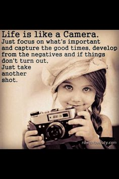 Life is about exposure to trial and error. #inspiration #quotes #photography