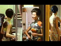 23 pcs Qipao Cheongsam dress for Maggie Cheung In The Mood for Love - YouTube