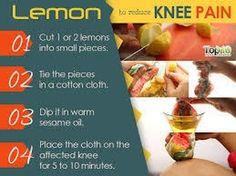 lemon for knee pain  Visit us  jointpainrepair.com  Via  google images  #jointpain #jointpains #jointpainrelief #kneepain #kneepains #kneepainnogain #arthritis #hipjoint  #jointpaingone #jointpainfree