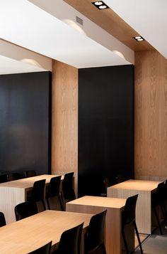 Au Bien Manger, ADOC Architects