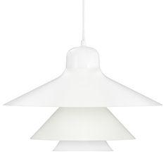 Ikono lamp, large, white