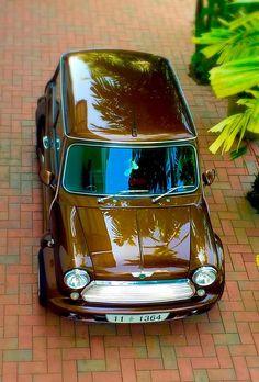 Mini Mini Cooper S, Mini Cooper Classic, Classic Mini, Classic Cars, Retro Cars, Vintage Cars, Lamborghini, Ferrari, Mini Morris