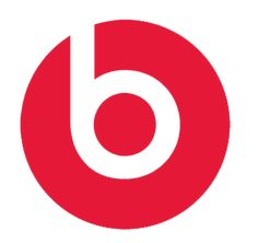 Lettermark: Beats – the recent Apple acquisition, Beats, known for its fashionable headphones has a simple yet elegant brand design. The logo to the left of the company's name is a 'b' encapsulated by a circle. The circle illustrates a person and the 'b' represents the company's headphones. Beats' engaging logo design allows music enthusiasts to envision how they would appear with their trendy audio products.