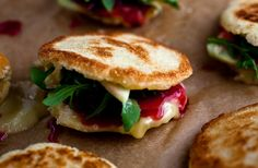 Cranberry-Brie Arepa | Vegetarian Thanksgiving Recipes - Well - NYTimes.com
