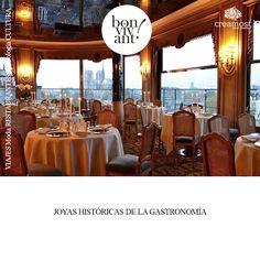 Descubrí cuales son algunos de los restaurantes más antiguos del mundo. Realizado por Creamost.