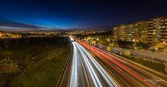 The Road Home #portugal  #lisboa #lisbon #sintra #noite #night #nightphotography #longexposure #portugaldenorteasul #portugal_de_sonho #portugal_em_fotos #photosergereview