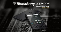 BlackBerry KEYone Black Edition now available in the US from Amazon and Best Buy! - Both Amazon and Best Buy now have the BlackBerry KEYone Black Edition listed as in stock and available for $549 US.