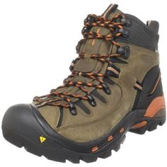 For the Lady in Your Life, you won't find anything Tougher or More Comfortable than these! #Keen Women's Oregon PCT Waterproof Hiking Boot: Shoes