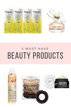 must have beauty products for the modern mom that are affordable and great products