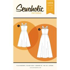 Schnittmuster: 1102 Lonsdale Dress