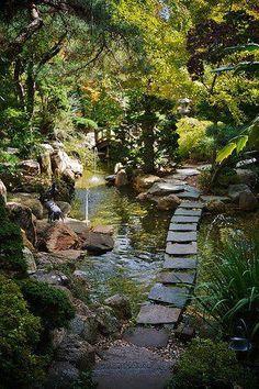 Japanese Garden (7) | By KarlGercens.com GARDEN LECTURES #japanesegarden  #japanesegardening