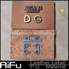 Calças de couro genuíno rótulos personalizar desenho livre / personalizar o tamanho / cor