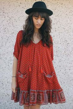 Mode : comment porter la tendance boho chic, 30  outfits #bohochic #commentporter - The latest in Bohemian Fashion! These literally go viral!