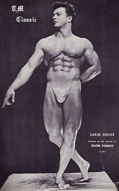 Lou Degni (a.k.a. Mark Forest)