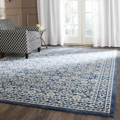 You'll love the Montelimar Royal Ivory Area Rug at Wayfair - Great Deals on all Décor  products with Free Shipping on most stuff, even the big stuff.