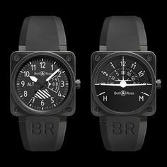 Bell & Ross Flight Instruments