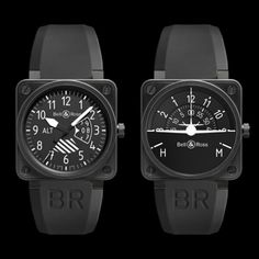 "#Timeframes ... Bell & Ross ""Flight Instruments"" collections ... pretty Dope concept"