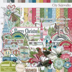 City Sidewalks Digital Kit