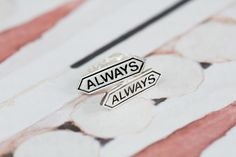 Lettering earrings-From lettering necklaces to initial rings, style that's all yours and no one else's. Make your unique style and be more confident woman!