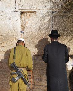 modern + orthodox Israel