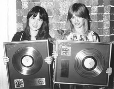 Gold Albums 1977 Stock Photos and Pictures Hard Rock, Nancy Wilson Heart, Heavy Metal, Wilson Sisters, Rock And Roll Bands, John Taylor, Best Rock, Still Image, The Rock