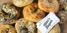 Mike's Bagels: Australian Artisan Bagels Shipped Australia Wide! Victoria Australia, Bagels, Artisan, Food, Essen, Craftsman, Meals, Yemek, Eten