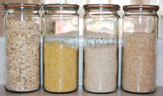 36 Best Glass food storage images | Glass food storage, Food ...